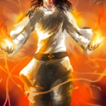 Beryl, Guardian of Flame